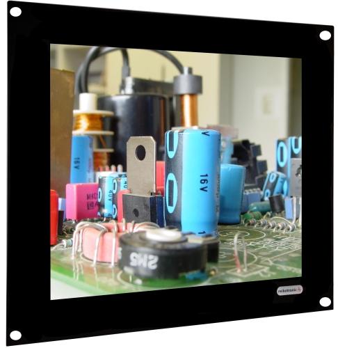 Industrie-Einbau-TFT mit Minimalfrontplatte 15'' bis 19''