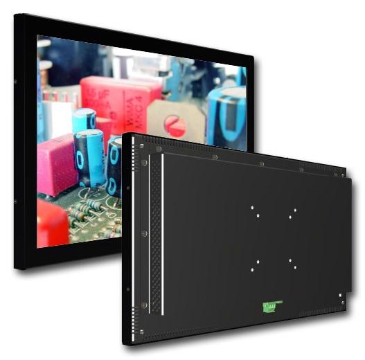 Industrie-Panel PC mit Einbaufrontplatte 15'' - 23''