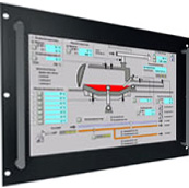 Panel PC mit 19 Zoll Einbau Frontplatte