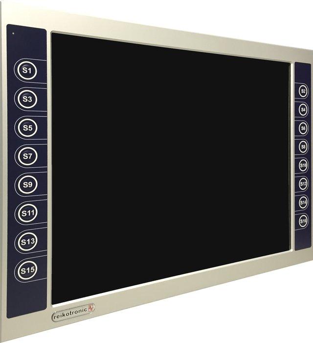 Industrie-Panel PC mit Funktionstasten